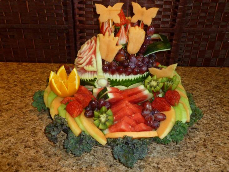 Fruit For A Baby Shower Google Search Food